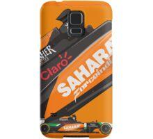 Sahara Force India 2014 Samsung Galaxy Case/Skin