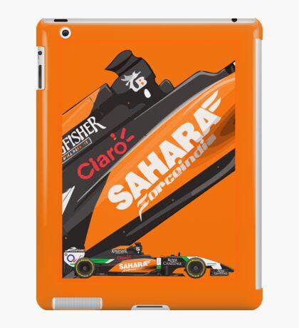 Sahara Force India 2014 iPad Case/Skin