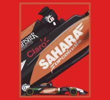 Sahara Force India 2014 Baby Tee