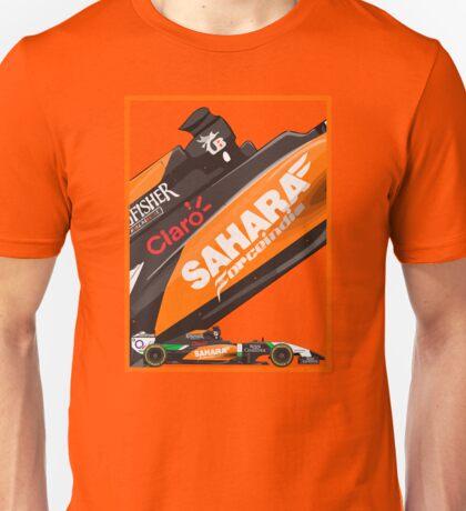 Sahara Force India 2014 Unisex T-Shirt