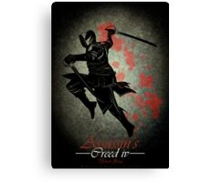 Assassins Creed IV Fan Poster Canvas Print