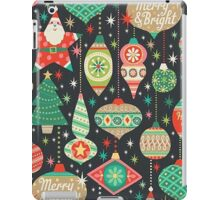 christmas vibes iPad Case/Skin