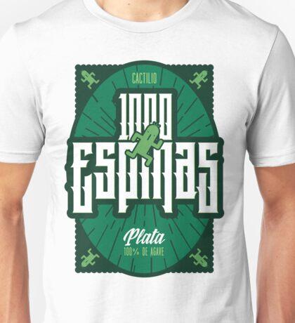 Mil Espinas Tequila | FINAL FANTASY Unisex T-Shirt