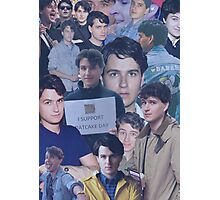 who is ezra koenig? Photographic Print