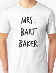 Mrs. Bart Baker T-Shirt