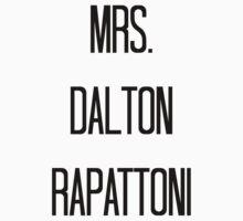 Mrs. Dalton Rapattoni by BaileyLisa