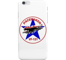 VF-121 Pacemaker iPhone Case/Skin
