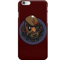 Drac's Avengers: Nick Fury iPhone Case/Skin