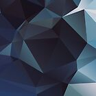 Blue Polygon by NeoIno