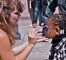 Streer Face Painter by atitsince82