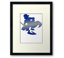Sly Cooper Framed Print