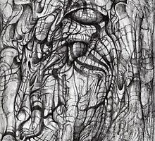 Extended Portrait [Tree Spirit.] by - nawroski -