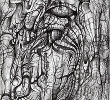 Extended Portrait [Tree Spirit.] by nawroski .