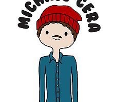 Adventure Time Michael Cera by SydneyStunah