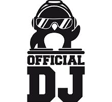 Penguin official deejay mixer by Style-O-Mat