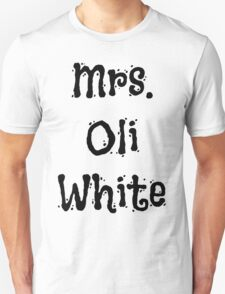 Mrs. Oli White T-Shirt