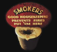 Join the Good Housekeeping Smoker's Club by michaelroman