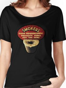 Join the Good Housekeeping Smoker's Club Women's Relaxed Fit T-Shirt