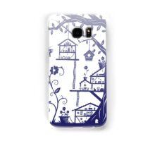 Mini Tree House Village  Samsung Galaxy Case/Skin