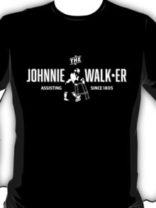 The Johnnie Walk•er T-Shirt