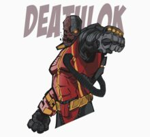 Old School Deathlok by tomsky3