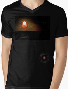 (((Ohr))) Sunset Mens V-Neck T-Shirt