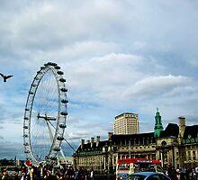 London Eye by mugs-munny
