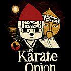 the karate onion by louros