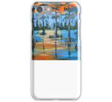 Swamp Night iPhone Case/Skin
