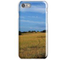 South Devon Landscape I iPhone Case/Skin