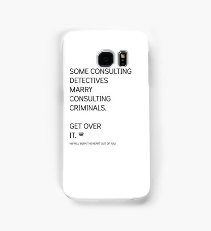 Sheriarty Samsung Galaxy Case/Skin