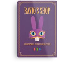 A Link Between Worlds: Ravio Poster Metal Print