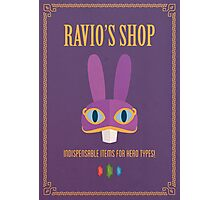 A Link Between Worlds: Ravio Poster Photographic Print
