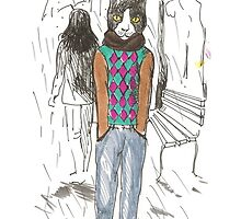 Catman by KatyaNikolova