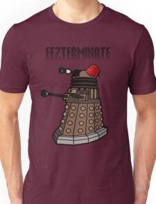 Dalek Fezterminate Unisex T-Shirt