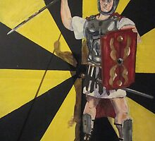 Roman Tax Collector by ravenart47