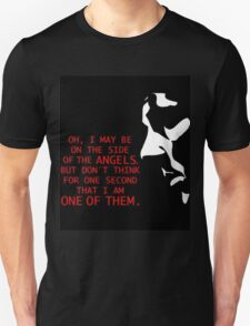 Sherlock's on the side of the Angels T-Shirt