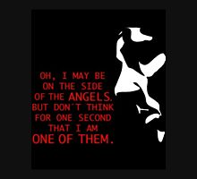 Sherlock's on the side of the Angels Unisex T-Shirt