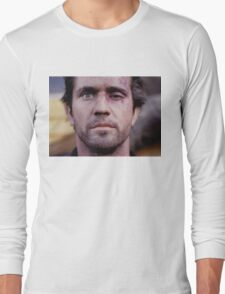Mel's Black Eye Long Sleeve T-Shirt