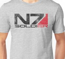Alt. Soldier Unisex T-Shirt