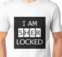 I Am Sherlocked Unisex T-Shirt