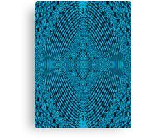 Blue Maple Korean  Canvas Print