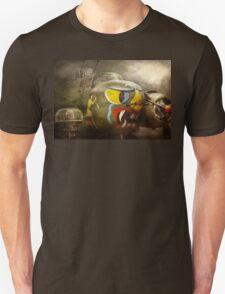 Plane - Pilot - Airforce - Dog Daize T-Shirt