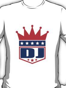 DJ Deejay Star King Banner T-Shirt