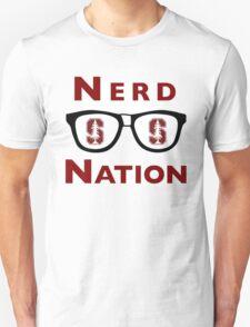 Cardinal Nerd Nation T-Shirt