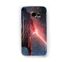 Kylo Ren Watercolor 2 Samsung Galaxy Case/Skin