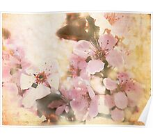 April Blossoms Poster