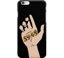 Countdown - The World Ends With You iPhone Case/Skin