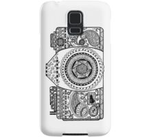 Click! Doodled Camera Samsung Galaxy Case/Skin