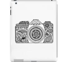 Click! Doodled Camera iPad Case/Skin